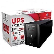 Lightwave 650VA UPS