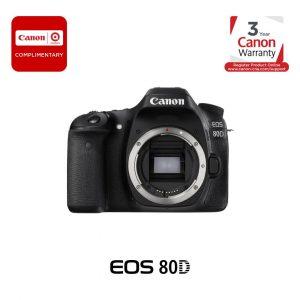 Canon Digital EOS 80D