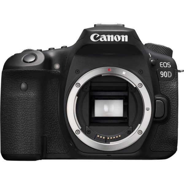 Canon EOS 90D DSLR Camera with 18-55 Lens price