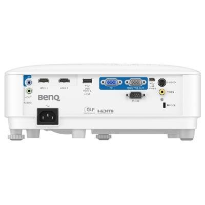 Benq MS560 Business Projector back